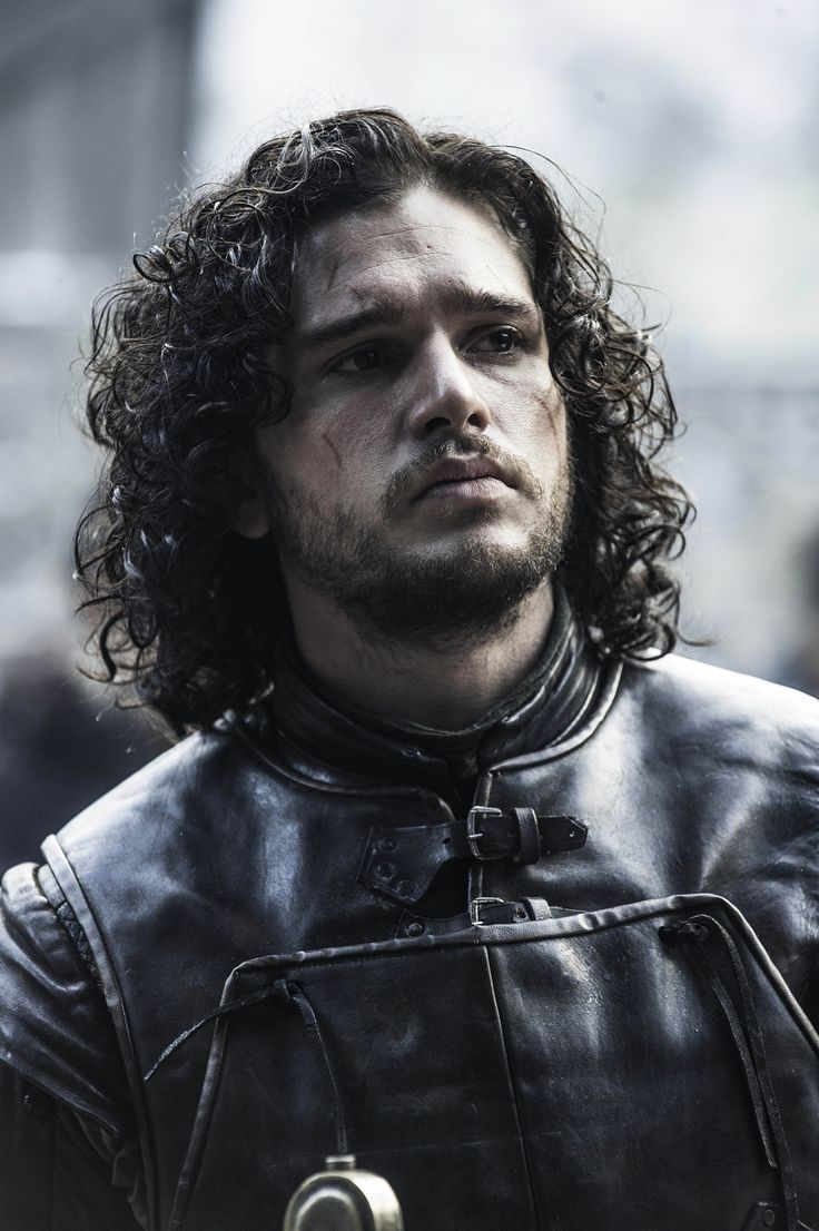 (GoT) + (Jon Snow) + (season 4 still)