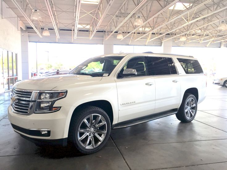 Beautiful Perfect 2015 Chevy Suburban Ltz Some Girls Dream Of