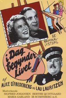 I dag begynder livet (1939) En ung kvinde prøver på at skyde sin kæreste, men mislykkes.