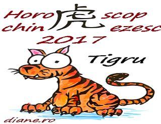 Horoscop chinezesc Tigru 2017