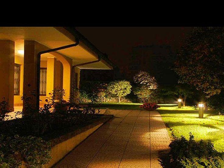 lampade da esterno - Cerca con Google  giardini ...
