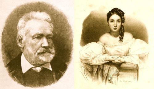 """drouet-hugo-Victor Hugo'dan Juliette Drouet'ye: """"Hayatını değiştiren o gizemli ânı hiçbir zaman unutma meleğim"""""""