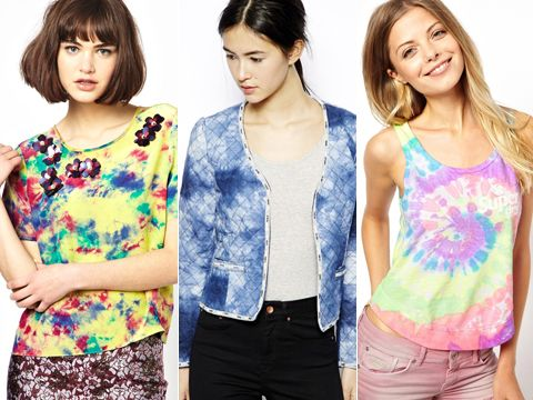 Batiken: Die einfachste Anleitung im Netz! So bekommt ihr verschiedene Batik-Muster hin #tiedye #batiken