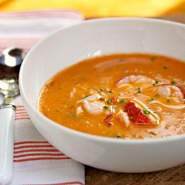 Zuppa di Aragosta (Creamy Lobster Soup) recipe on Food52.com