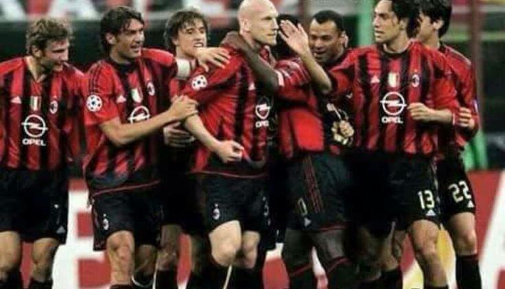 Semifinale Champions League Milan 2 Inter 0