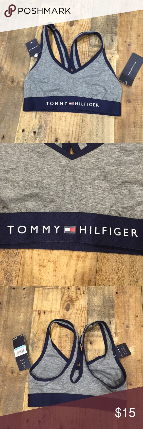 Tommy Hilfiger Sports Bra NWT    READ MY SHOP POLICIES LISTINGThey Are Important Tommy Hilfiger Intimates & Sleepwear Bras