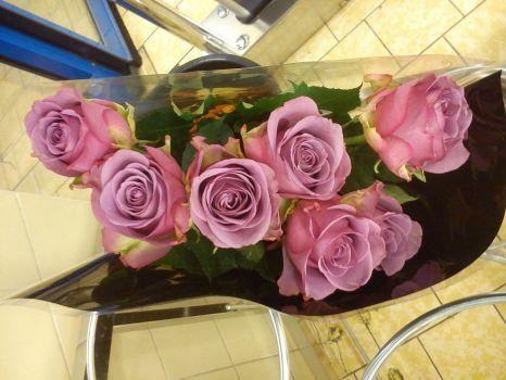 silvestrovské růže (80 pieces)