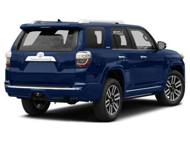 2016 Toyota 4Runner Limited Blue