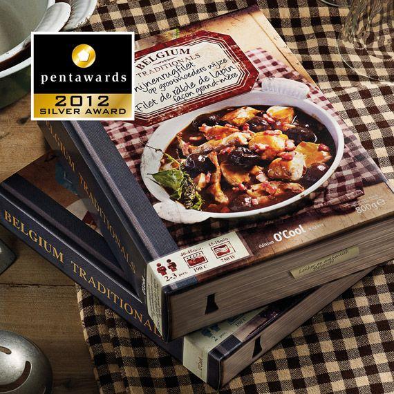 Silver Pentaward 2012 – Food – Quatre Mains