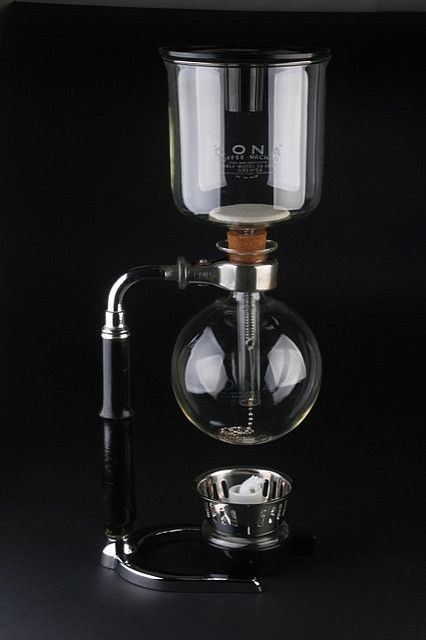 Cona coffee vacuum brewer syphon