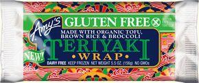 Gluten Free Teriyaki Wrap