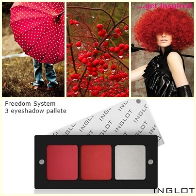 Freedom System 3 eyeshadow pallete