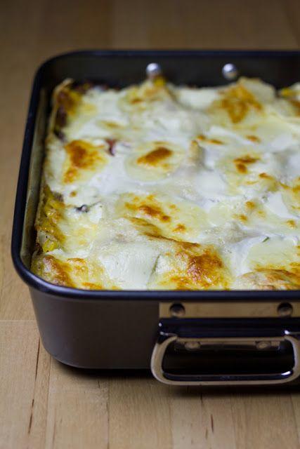 Rezept für mexikanische Lasagne: Italien trifft auf Mexiko