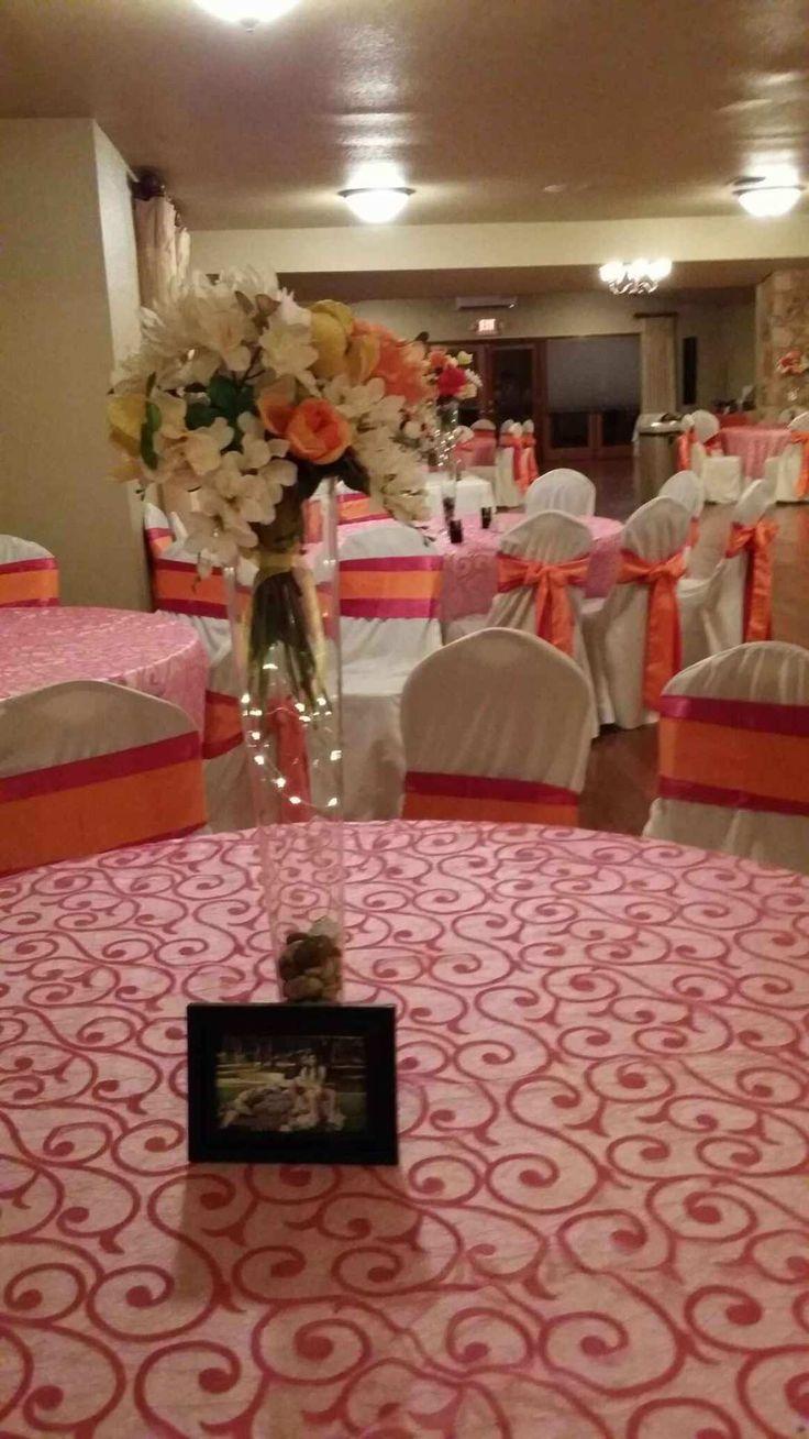 The 44 best Table Decor ideas images on Pinterest   Weddings, Flower ...