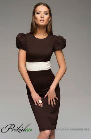 Платье фонариком фото