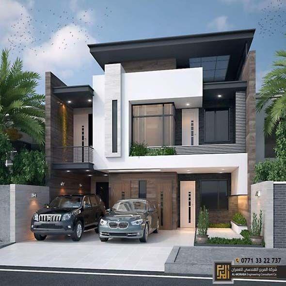 The Perfect House Exterior Design Ideas 2019 House Design House Architecture Design Bungalow Interiors