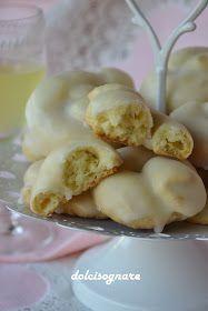 DOLCISOGNARE: Biscotti con la glassa della signora Assunta