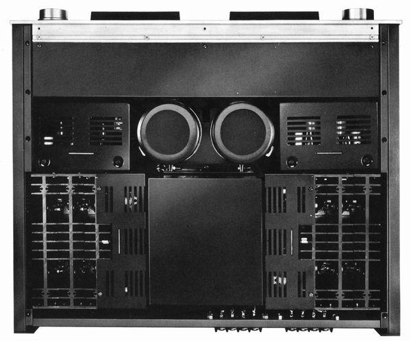 Otto Sanyo Dcp 3001 Power Amp 197x 三洋