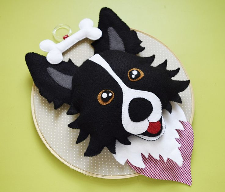 Bastidor Border Collie                                                                                                                                                                                 Mais