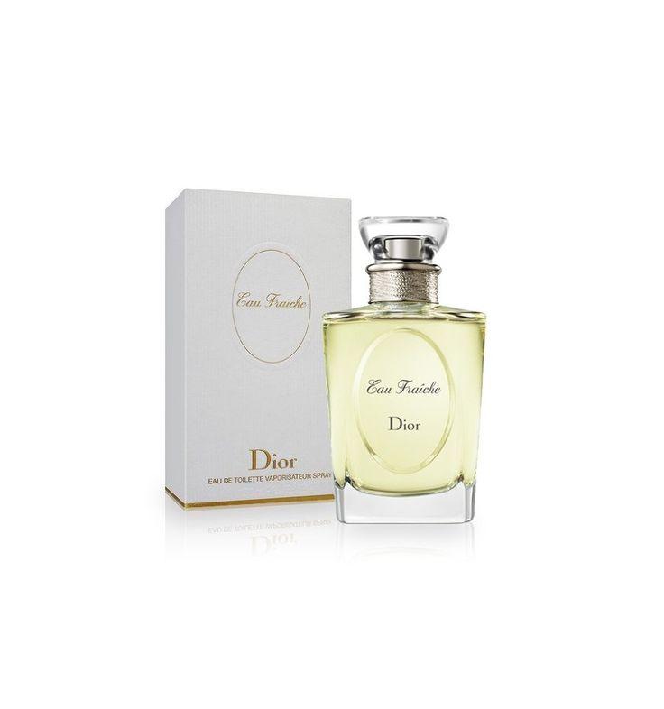 Achetez Dior - Dior - DIOR EAU FRAICHE edt vapo 100 ml ou tout autre parfum femme. Retrouvez un vaste assortiment de parfumsaux meilleurs prix dans la section Cosmétique et parfum en ligne º Po...