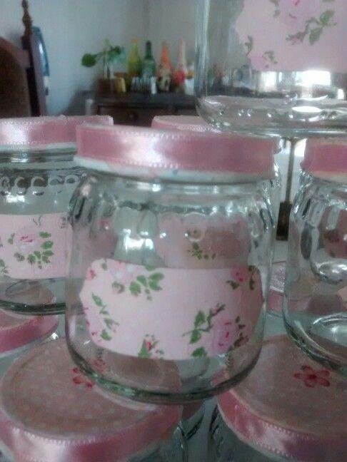 Especieros con frascos de compota/www.smicasadetodo.blogspot.com