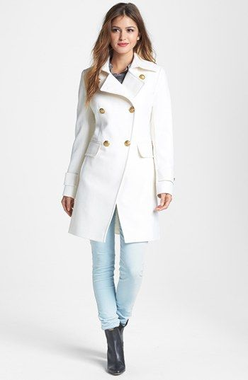 DKNY Cutaway #Military #Coat on sale: $132.66 Get 5% cash back http://stackdealz.com/deals/Nordstrom-Coupon-Codes-and-Discounts--/