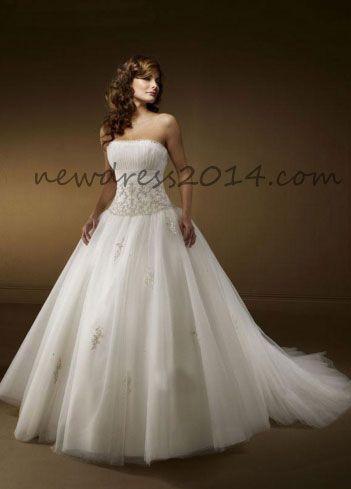 47 best Brautkleider images on Pinterest   Hochzeitskleider ...