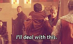 Attention Merlin fans. I have found another favorite Merlin gif. This scene was amazing.