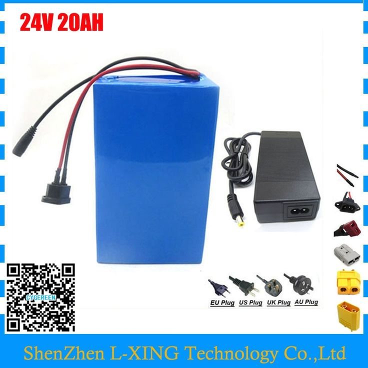 255.00$  Watch here  - Fast shipping 24v lithium battery 24V 20AH electric bike battery 24 v battery 30A BMS with 30A BMS 29.4V 3A Charger