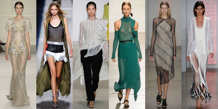 A Comprehensive Guide to Spring 2016 Fashion Trends