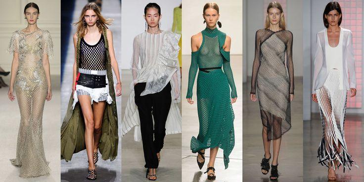Best Spring 2016 Fashion Week Trends - Top Spring Trends - ELLE