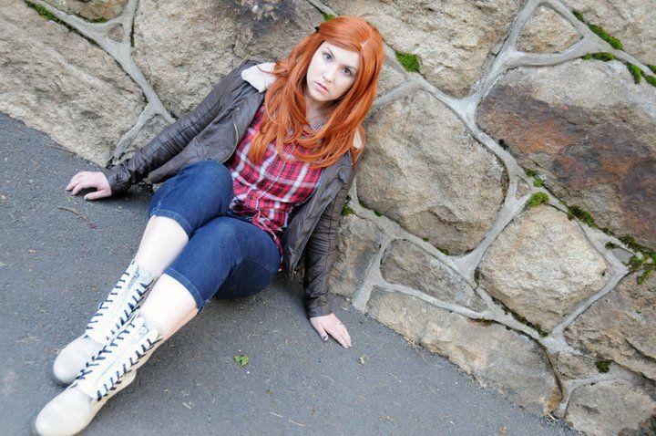 Doctor Who | Amelia Pond | Redhead Costume/Cosplay