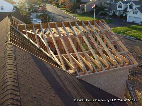 Dormer Framing Existing Roof Bing Images Dormers Home