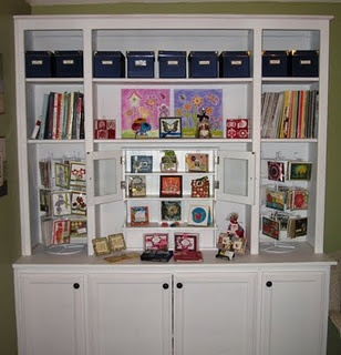 23 best images about Scrapbook Storage/Office ideas on Pinterest
