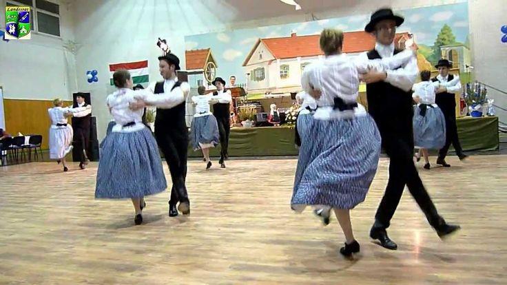 Schwabenball Tarian/Tarjan 2014  Sarer Tanzgruppe