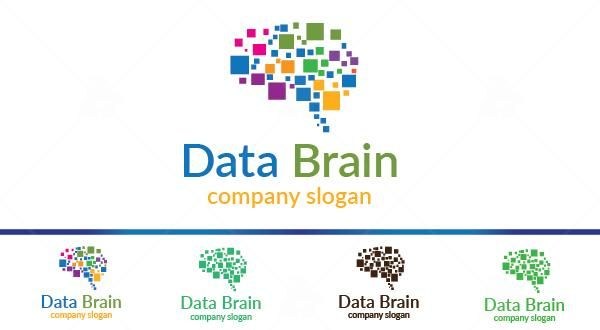 Data Brain Logo