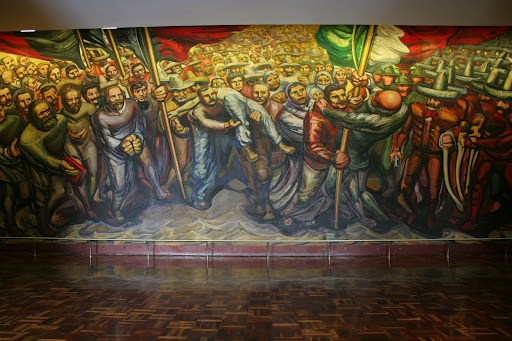 Siquieros murals pinterest diego rivera and paintings for Diego rivera mural 1929