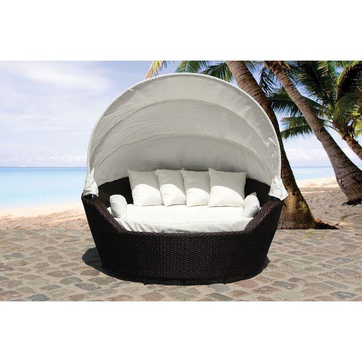 best 25 polyrattan sofa ideas on pinterest rattan ecksofa palettengartenm beln and decking. Black Bedroom Furniture Sets. Home Design Ideas
