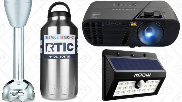 Todays Best Deals: RTIC Bottle ViewSonic Projector Crayola Supplies and More
