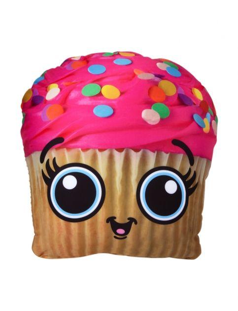 Cupcake Food Pillow   Girls Pillows Room Decor   Shop Justice