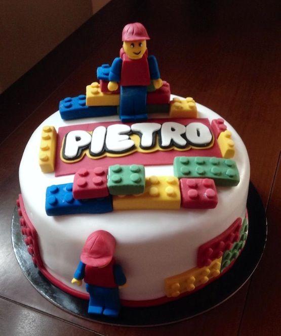 Oltre 25 fantastiche idee su compleanno lego su pinterest for Decorazioni torte ninjago