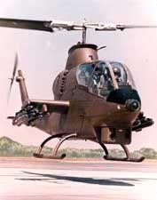 Image of the Bell AH-1 HueyCobra / CobraAttack Helicopter