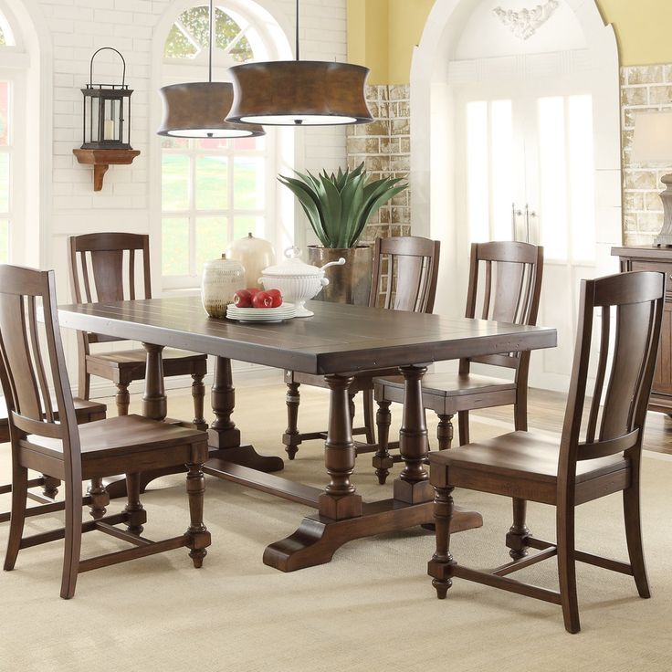15 Best Dining Sets Images On Pinterest  Table Settings Dining Amazing Formal Dining Room Sets Dallas Tx Inspiration Design