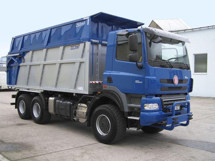 Tatra T158 8P5R33.391.6x6.1 Phoenix AGRO (22,2 m3 - 29,0 m3)