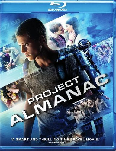 Project Almanac [Blu-ray] [2015]