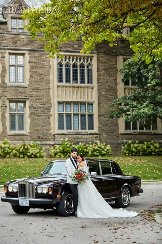Vintage Wedding Cars, Black Wedding Cars, Antique Wedding Cars #weddingcars #weddingtransportation