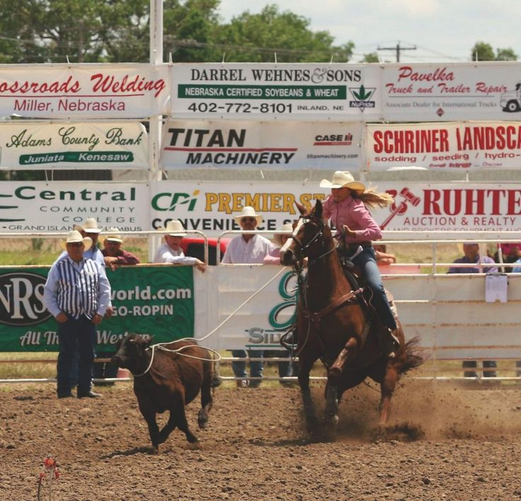 Nebraska will have its high school finals rodeo, although