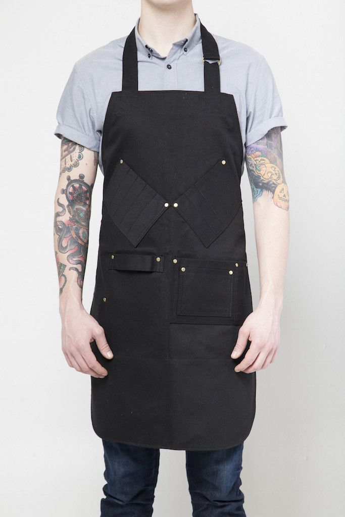 barber aprons style - Google Search