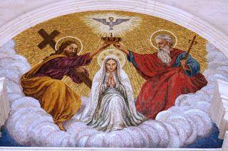 Bom Jesus Dos Aflitos: Oração a Santissima Trindade