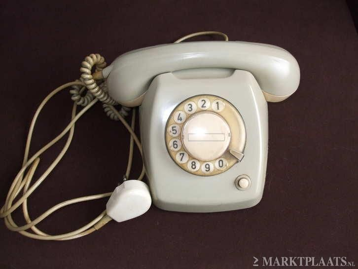 This was all the choice we had for phones back in the 60s and 70s (and part of the 80s too)
